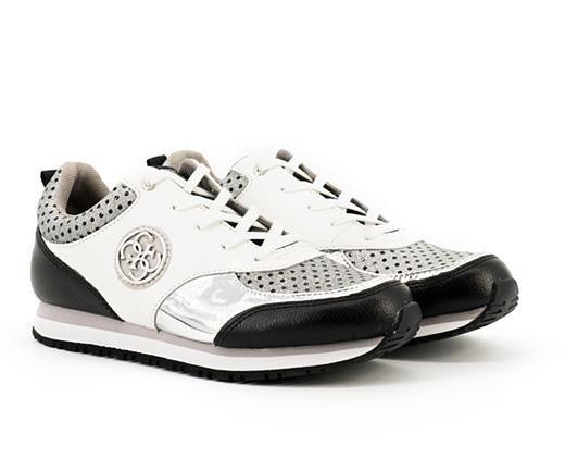 Guess - Damen Sneaker - FLRET1-LEA12