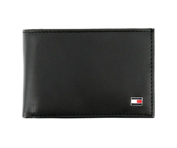 Tommy Hilfiger - Mini Geldbörse - black